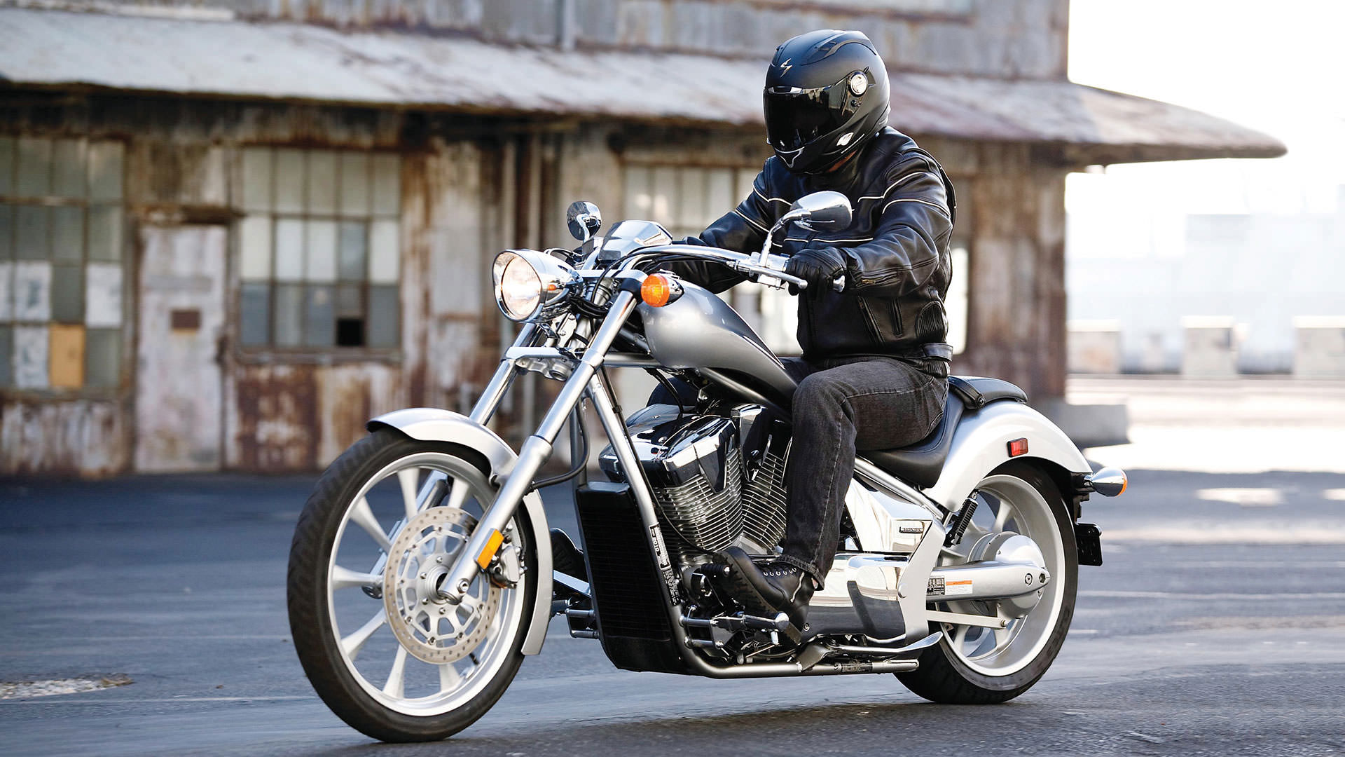 2017 Honda Fury 1300 Review Specs Features Changes Easy 13 Wire Diagram For Chopper Specifications Model Id Vt1300cxh Vt13cxh
