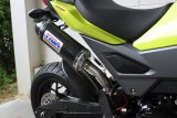 2017 Honda Grom Tyga Exhaust - Carbon Fiber Muffler - MSX 125 / MSX125SF / 125cc Motorcycle - Mini Sport Bike / StreetFighter