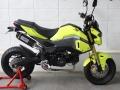 2017 Honda Grom Tyga Exhaust - Carbon Fiber Muffler - MSX 125 / MSX125SF / 125cc Motorcycle - Mini Sport Bike / StreetFighter