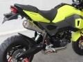 2017 Honda Grom Exhaust Performance Parts & Modifications - Tyga Maggot Muffler - MSX 125 / MSX125SF / 125cc Motorcycle - Mini Sport Bike / StreetFighter