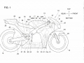 2017 Honda CBR / RVF 1000 cc SuperSport Bike - Motorcycle Patents - Spy Photos - News