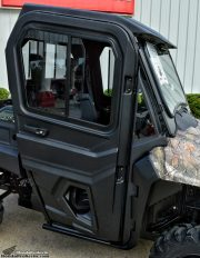 Honda Pioneer 700 Hard Doors Review - Side by Side / ATV / UTV / SxS / Utility Vehicle 4x4 - SXS700 Accessories & Parts
