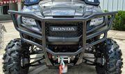 Honda Pioneer 700-4 Front Bumper & Winch Review - Brush Guard - Side by Side / ATV / UTV / SxS / Utility Vehicle 4x4 - SXS700 Accessories & Parts