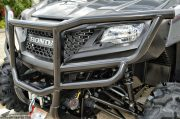 Honda Pioneer 700-4 Bumper / Brush Guard Accessory Review - Side by Side / ATV / UTV / SxS / Utility Vehicle 4x4 - SXS700 Accessories & Parts