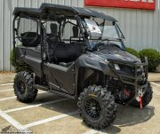 Custom 2017 Honda Pioneer 700 Accessories Review - Side by Side / ATV / UTV / SxS / Utility Vehicle 4x4 - SXS700 Accessories & Parts