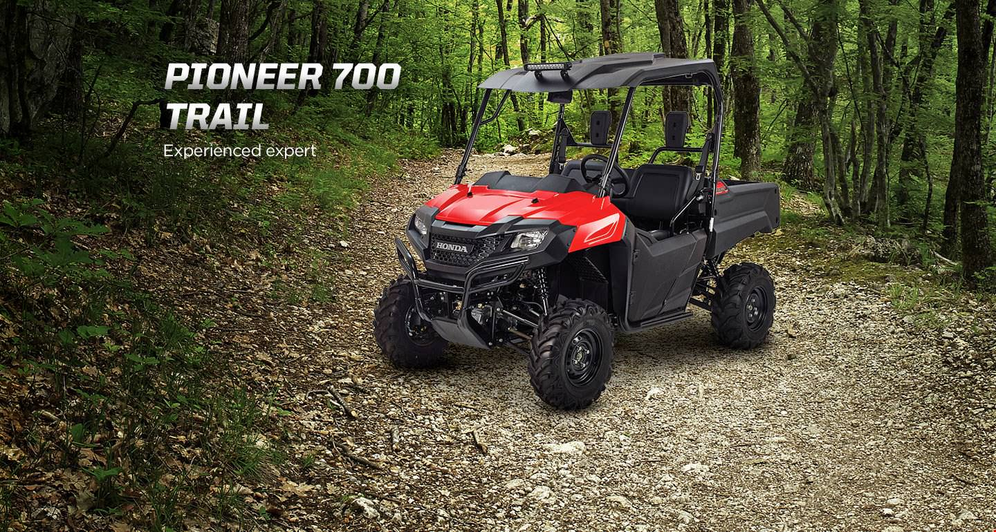 2018 Honda Pioneer 700 Review Of Specs Features Accessories More 700r Torque Converter Wiring Diagram Trail Package Hard Top Roof Led Lights