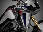 2018 Honda Africa Twin Accessories Review (CRF1000L) - Crash / Light Bar