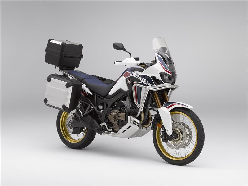 new 2016 honda africa twin accessories announced. Black Bedroom Furniture Sets. Home Design Ideas