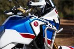 2018 Honda Africa Twin Adventure Sports Crash Bars, Frame Sliders