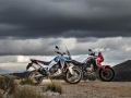 New Honda Africa Twin (CRF1000L) Versus Africa Twin Adventure Sports (CRF1000L2)