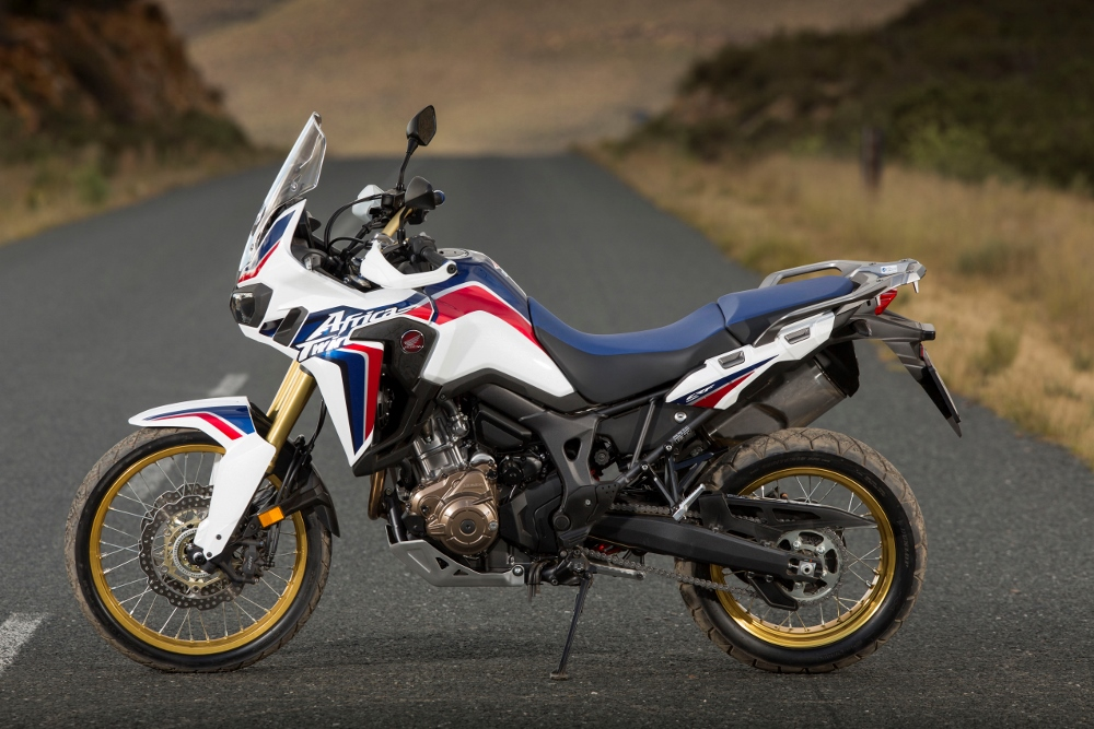Update Detailed 2016 Honda Africa Twin Crf1000l Review
