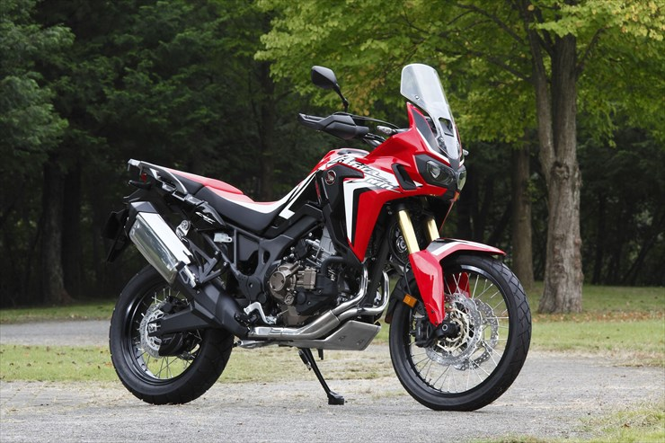 2017 honda africa twin review of specs changes. Black Bedroom Furniture Sets. Home Design Ideas