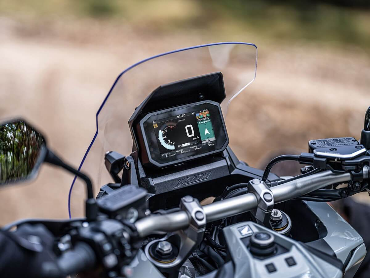 Honda Roadsync Motorcycle Smartphone App / Smart Phone Voice Control system
