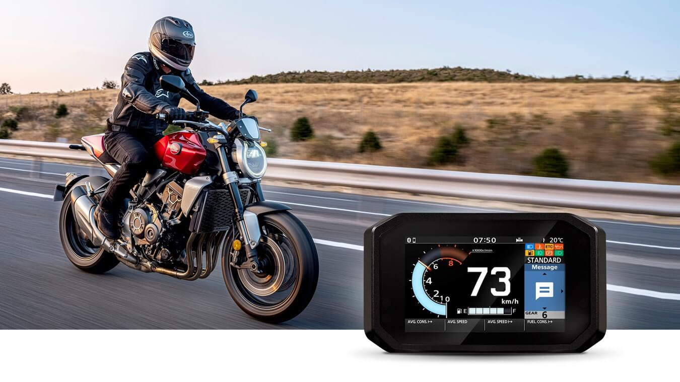 Text Messages: Honda Roadsync Motorcycle Smartphone App / Smart Phone Voice Control system