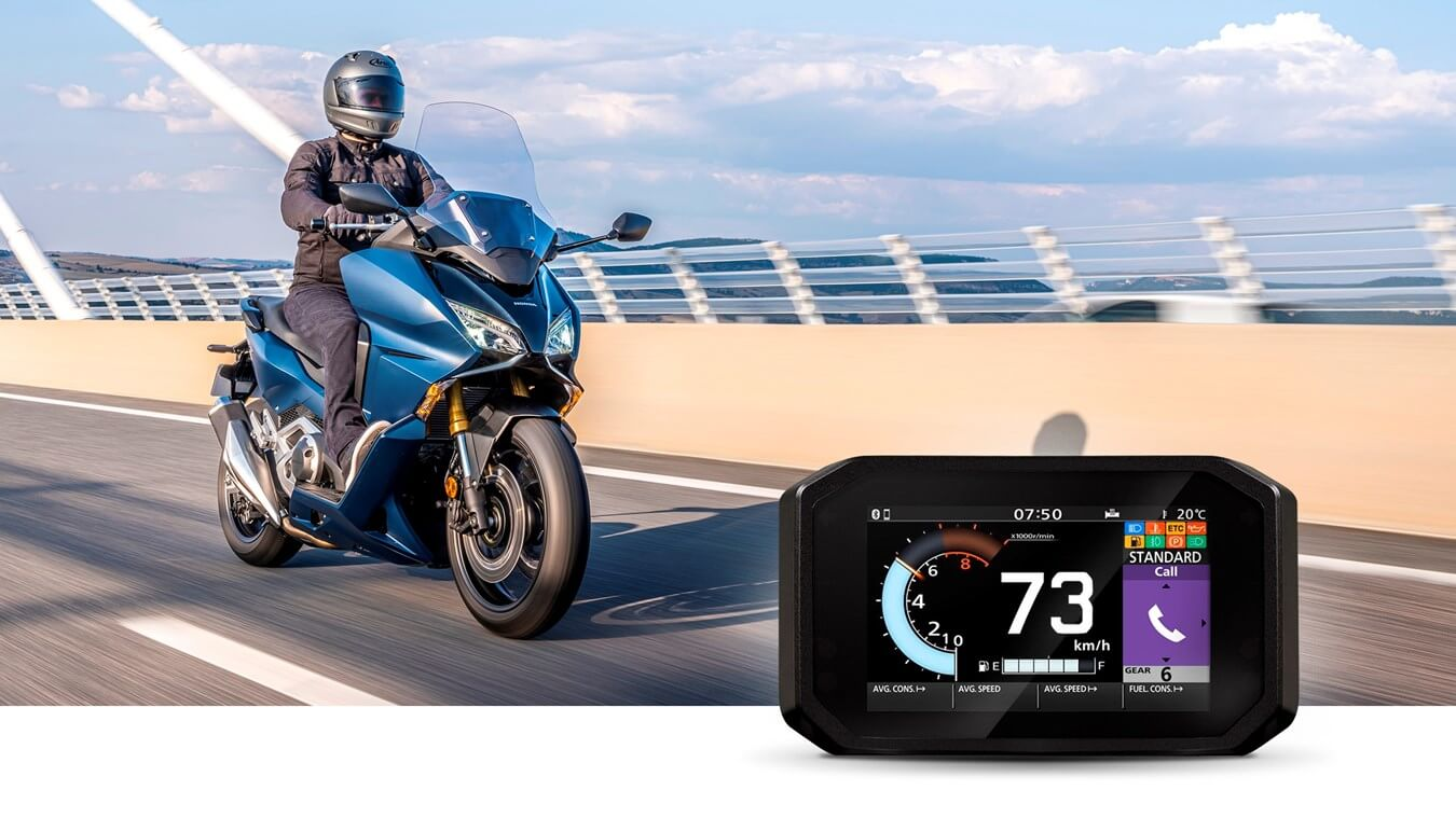 Phone Call: Honda Roadsync Motorcycle Smartphone App / Smart Phone Voice Control system
