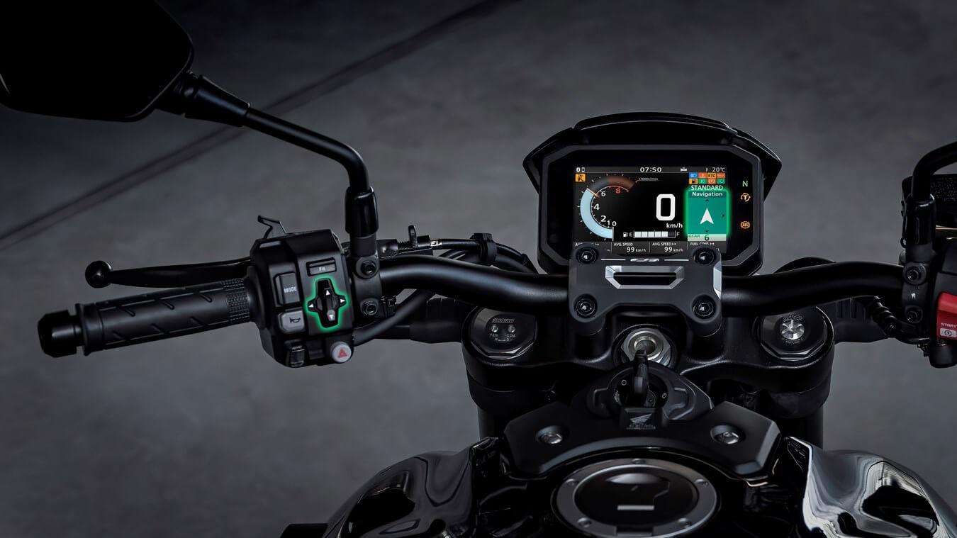 Honda Roadsync Motorcycle Smartphone App / Smart Phone Voice Control Bluetooth system