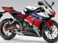 2017 Honda CBR - CBR250RR Sport Bike / Motorcycle - CBR250 / CBR300 / CBR350 Concept