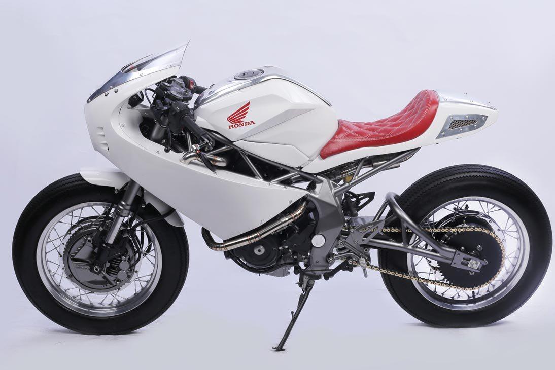 "New Honda Motorcycles 2018 >> Custom Honda CBR Cafe Racer / Sport Bike - CBR250RR Motorcycle Build for ""Honda Dream Ride ..."