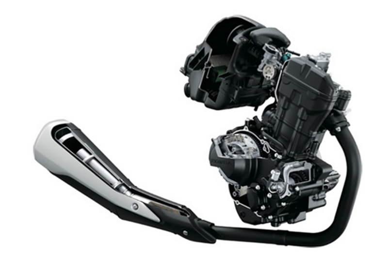 2017 Honda CB300F Review - Detailed Engine Specs: Horsepower, Torque, MPG - Sport Bike / Motorcycle CBR 300 R