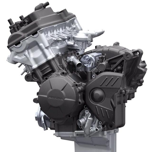 Honda Motorcycle With Fit Engine: Building Moto2 Honda CBR Race Bike Engines