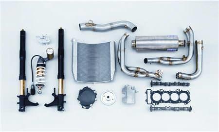 Honda CBR600RR HRC Race Bike Engine / CBR SuperSport SportBike 600 RR