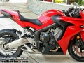 Honda CBR650F Sport Bike / Motorcycle Review - Specs - Horsepower - Price - CBR 650