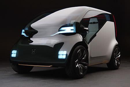 2018 Honda NeuV Car / Automobile