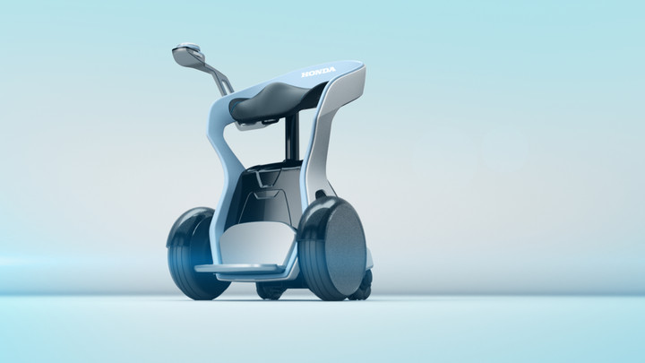 2018 Honda CES Concept Robots - 3E-B18 | Mobility Device