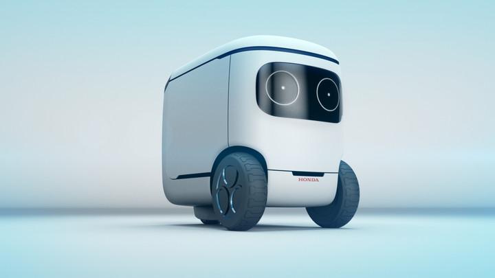 2018 Honda CES Concept Robots - 3E-C18 | Mobility Device