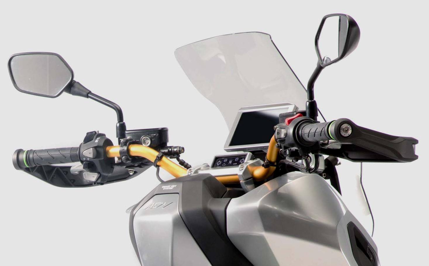 2017 Honda City Adventure Concept Motorcycle / Scooter