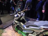 2017 Honda City Adventure Concept Motorcycle / Scooter