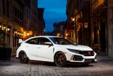 2017-2018 Honda Civic Type R Turbo Detailed Review / Specs - Hatchback CTR FK8 Championship White