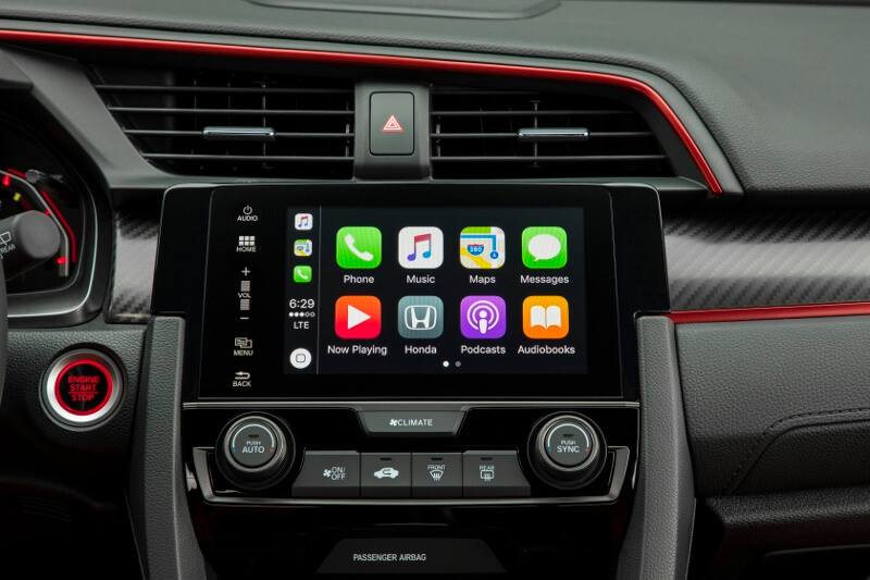 2017-2018 Honda Civic Type R Multi-Media Infotainment System / Navigation - FK8 Hatchback CTR Turbo