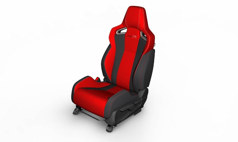 2017-2018 Honda Civic Type R Seats