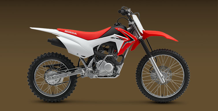 2018 Honda CRF125F Big Wheel (CRF125FB) Review / Specs - Dirt / Trail Bike - Off Road Motorcycle