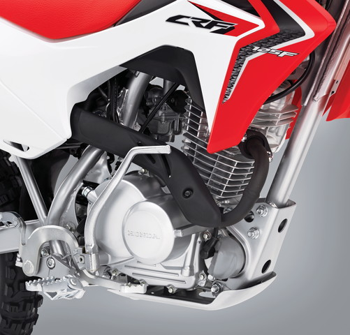 2018 Honda CRF125F Review / Specs - Dirt / Trail Bike - Off Road Motorcycle