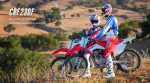 Detailed 2019 Honda CRF230 Review / Specs: Price / MSRP, Colors, HP & TQ Performance Info, Suspension, Engine + More!