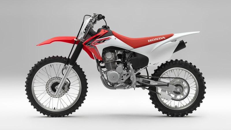 Wondrous 2019 Honda Crf230F Review Specs Crf 230Cc Dirt Bike Gmtry Best Dining Table And Chair Ideas Images Gmtryco