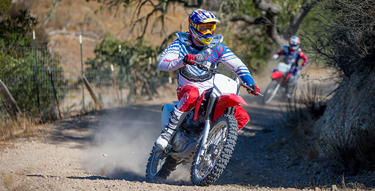 2019 Honda CRF230F Ride | Review / Specs, Price, Colors, Horsepower Performance Info