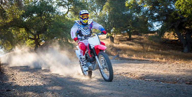 Honda Crf 80 >> 2019 Honda CRF230F Review / Specs | CRF 230cc Dirt Bike ...