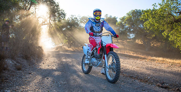 Remarkable 2019 Honda Crf230F Review Specs Crf 230Cc Dirt Bike Gmtry Best Dining Table And Chair Ideas Images Gmtryco