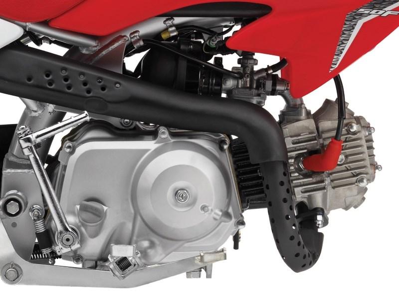2019 Honda CRF50F Engine Review / Specs: Horsepower & Torque Performance Info
