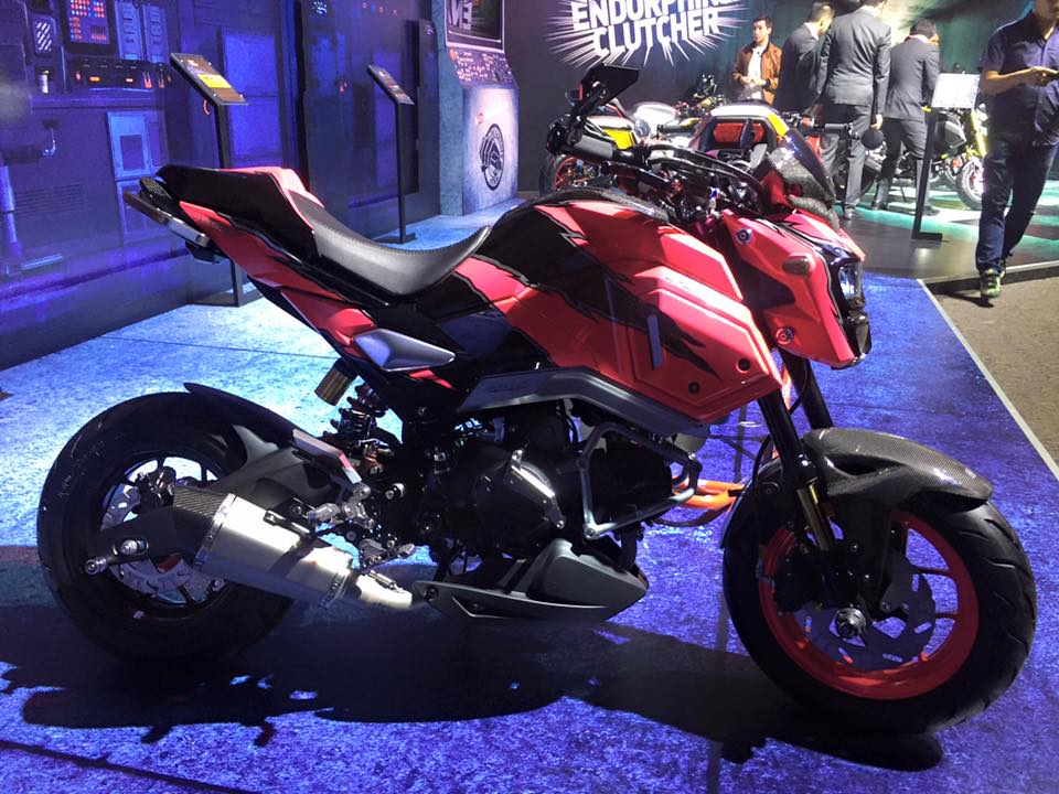 2018 Honda Grom Review / Specs + NEW Changes to the 125 cc Mini Bike / Motorcycle! | Honda-Pro Kevin