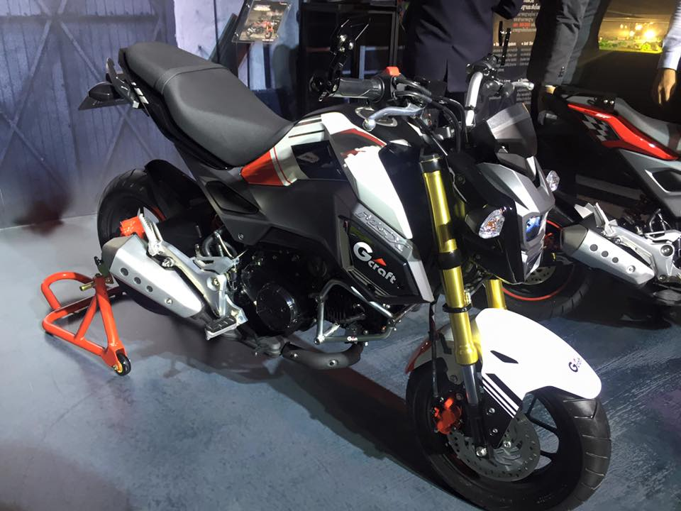 2017 Honda Msx125 Review Of Specs New Changes Motorcycle News From Eicma 2016 Pro Kevin