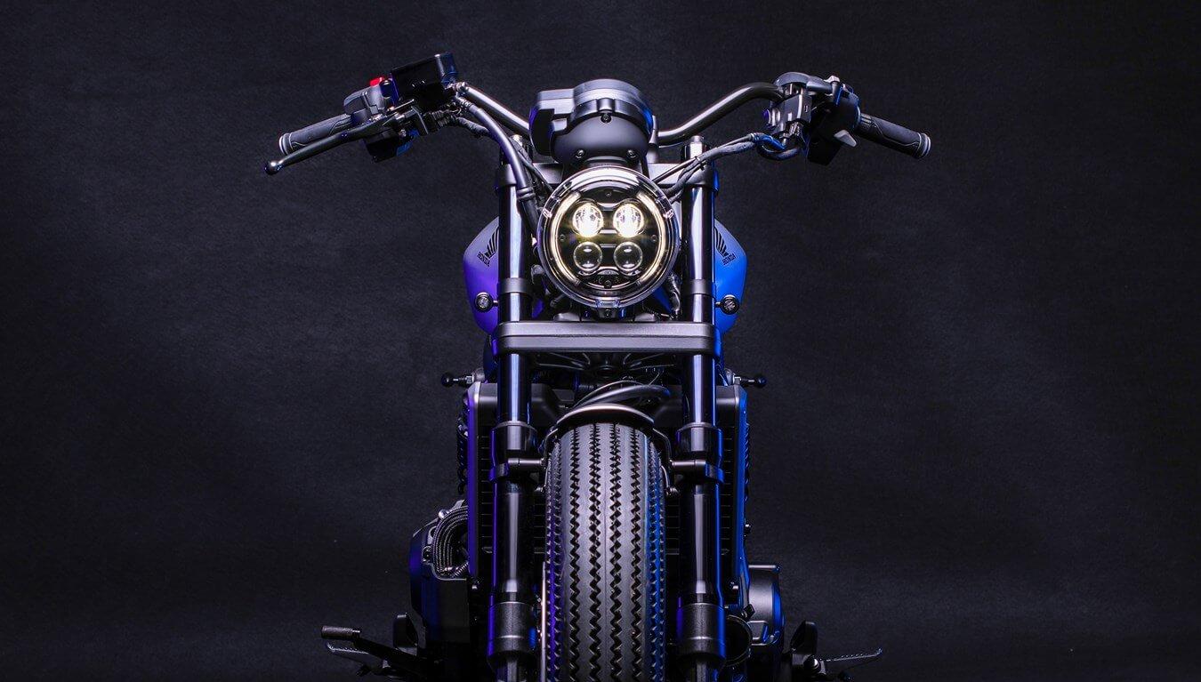 Custom Honda Rebel 1100 Bobber | CMX Cruiser Motorcycle | DCT Automatic