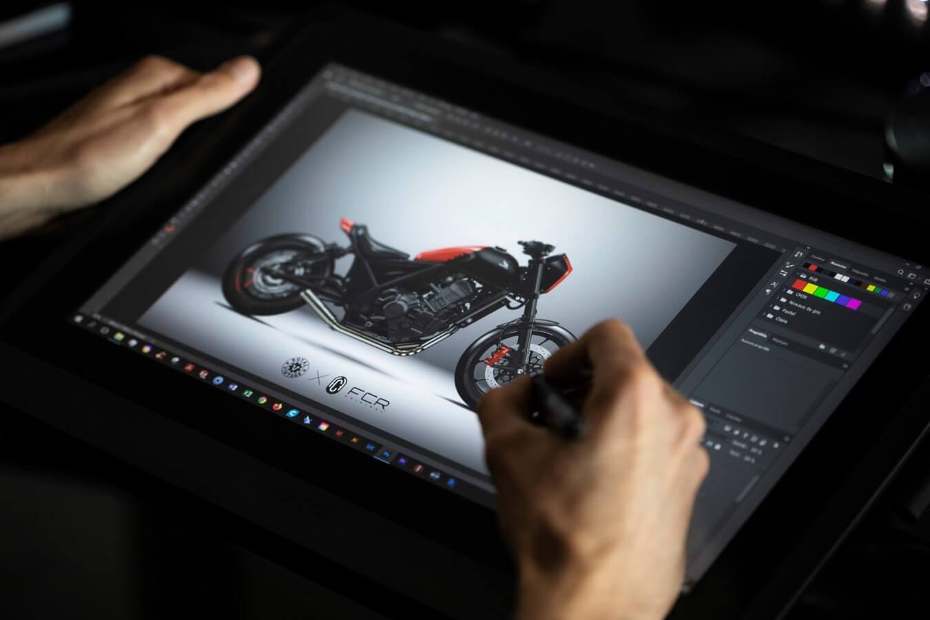Custom Honda Rebel 1100 Sport Cruiser Build Pictures!