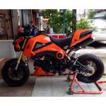 custom-honda-grom-msx125-belly-pan-seat-cowl-motorcycle-mini-bike
