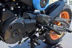 custom-honda-grom-msx125-blue-rearsets-pegs-carbon-fiber-hugger-fender