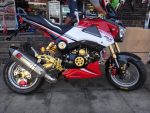 custom-honda-grom-msx125-exhaust-wheels-cowl-plastics-body-fairings-