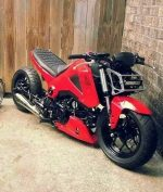 custom-honda-grom-msx125-lowered-stretched-slammed-headlight-red